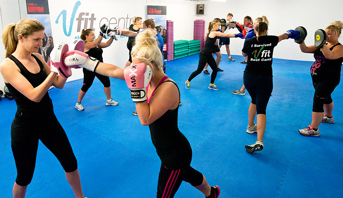 Boxercise Classes Cornwall