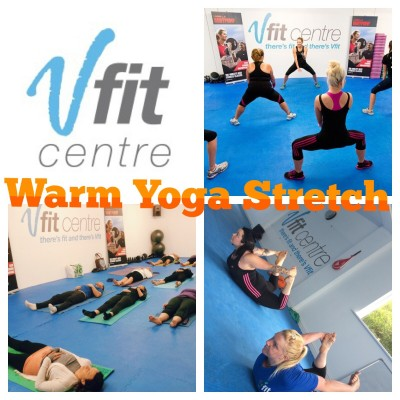 Vfit Warm Yoga Stretch Cornwall